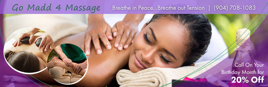 Massage St Augustine FL 25% off